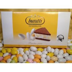 Confetti Bianchi Tenerezze di Cioccolato Ricotta e Pera Buratti