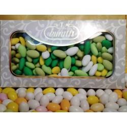 Confetti Mandorla Colorati Quattro Stagioni Buratti