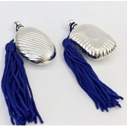 Boccette silver plated