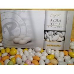 Confetti Mandorla Intera Pelata Avola Gold